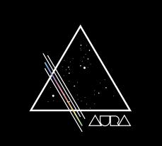 Aura Logo, Alternate