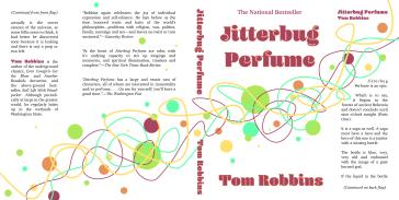 Jitterbug Perfume Full Dust Jacket