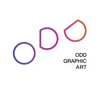 ODD Logo, White Background