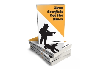 Book Cover and Spine